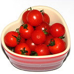 Tomatoes in my favorite dish