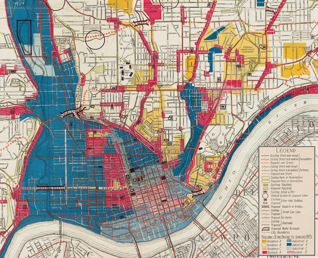 Official City Plan Map - downtown Cincinnati 1925 | A larger ... on over the rhine cincinnati map, findlay market cincinnati map, 1838 cincinnati map, west end cincinnati map, o'bryonville cincinnati map, fountain square cincinnati map, university of cincinnati map, west side cincinnati map, riverbend cincinnati map, college hill cincinnati map, old crosley field cincinnati map, hyde park cincinnati map, cincinnati parking map, bond hill cincinnati map, cincinnati riverfront map, u.s. bank arena map, south cumminsville cincinnati map, beautiful cincinnati map, cincinnati street map, cincinnati zip code map,