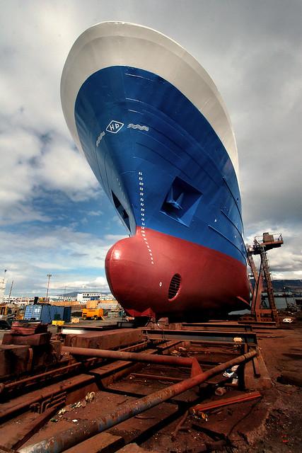 Portrait Of A Ship