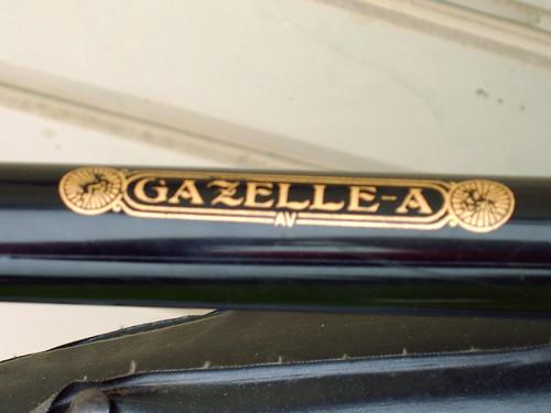 """1939 Gazelle """"A """""""