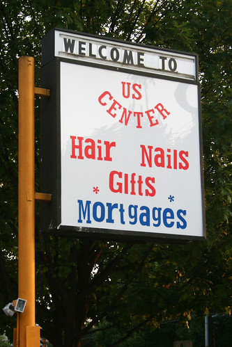 hair, nails, gifts and mortgages | by woodleywonderworks