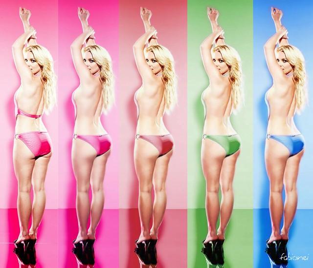 Britney Spears Candies 2010
