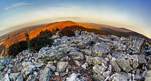mountain mountains fall canon hawk fisheye pa pro 8mm hdr manfrotto berkscounty peleng kempton photomatix 50d
