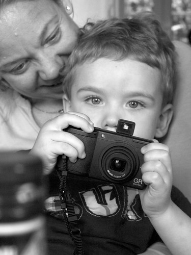 Boy with a Camera | by kevinparis