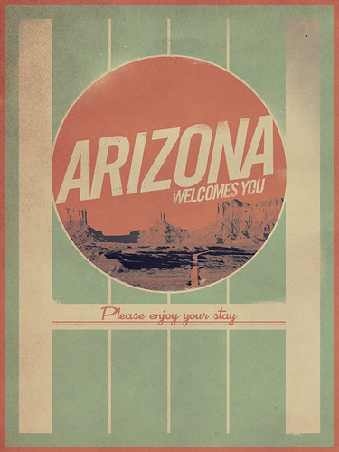 Arizona | by Surface to Air Design Foundry