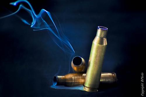 blue gold nikon smoke wyoming bullets d90 strobist