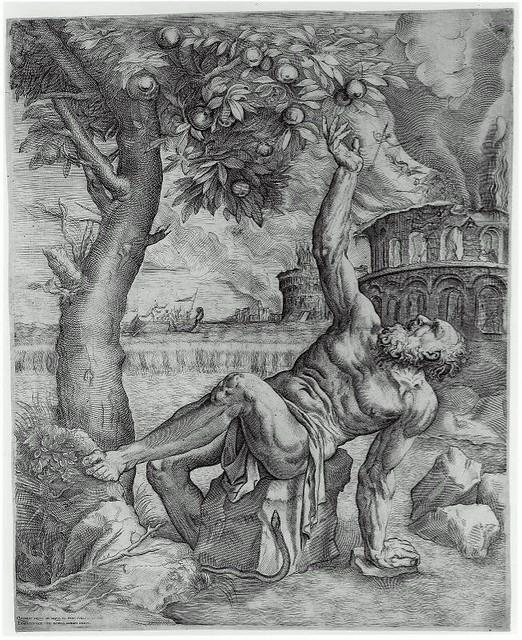 +1565 El castigo de Tántalo