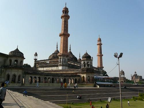 Asafi Masjid | by varunshiv
