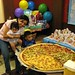 Giant pizza by Jom D
