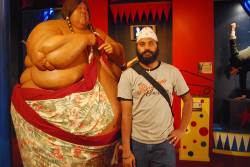 Walter Hudson - The fourth most obese human in medical history.