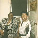 Melvin Johnson and Sister Betty