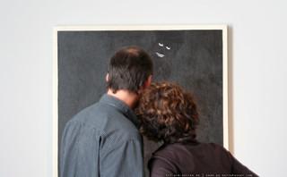 documenta 12 | Kerry James Marshall / Single Invisible Man | 1986 | Aue-Pavillon | by A-C-K