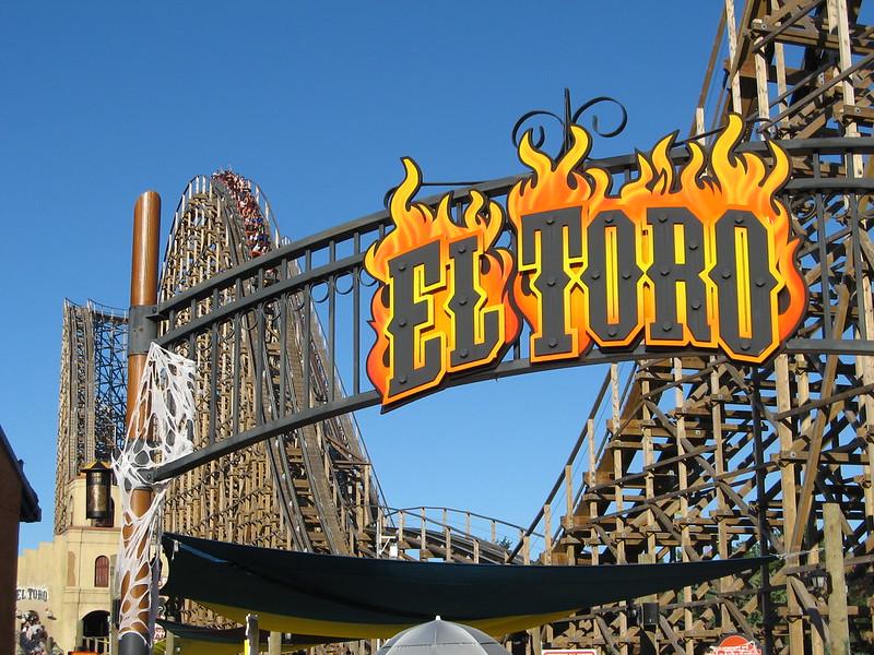 El Toro @ Six Flags Great Adventure