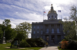 New Hampshire capitol | by le calmar