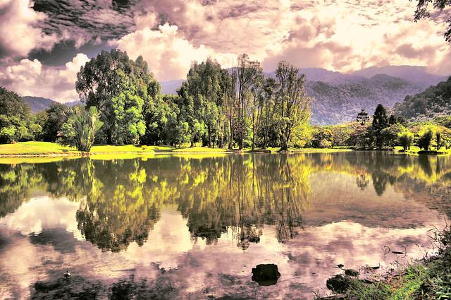 Taman Tasik Taiping (HDR MODE)