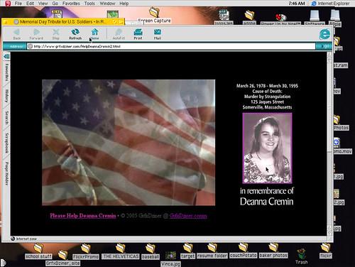 Memorial Day 2010 | Deanna Cremin Memorial Foundation