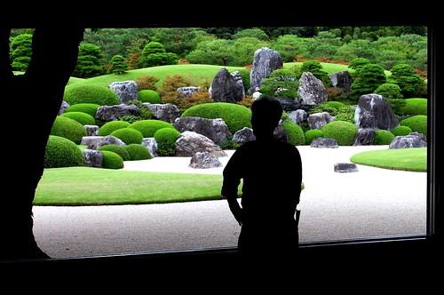 Viewer: Adachi Museum of Art Gardens Yasugi Shimane Japan