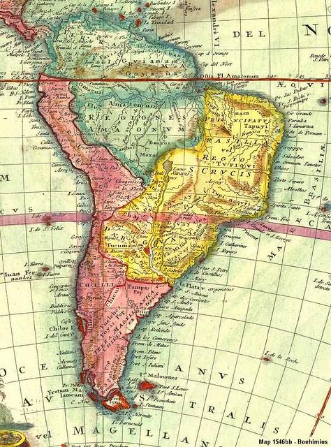 Political Map Of South America Stock Vector C Jelen80 1997399