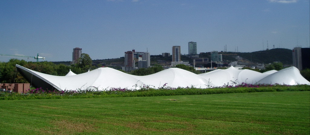 Commercial Tent – The Company is well-known for tents sales and manufacturing of all types of tents.