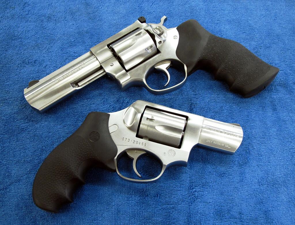 Ruger GP100 & SP101 | Rezz Guns (AZ GUNS-R-US) | Flickr