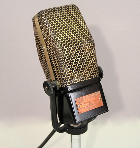 RCA 40A Ribbon Microphone   by jschneid
