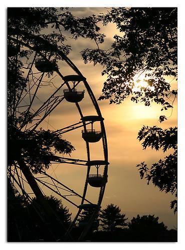 sunset canon bravo massachusetts fair ferriswheel canonrebelxt supershot sigma70300mmf456apodgmacro granbycharterday
