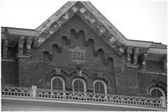 The ridges, built in 1868