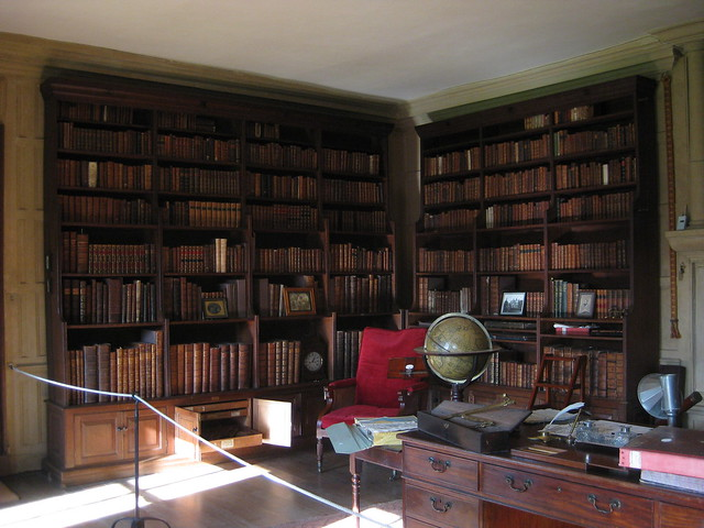 One day I'll have a book room