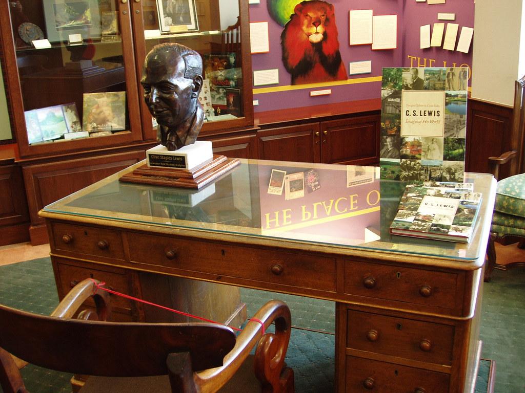 C. S. Lewis Desk