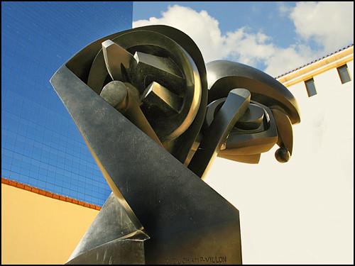 Duchamp-Villon Sculpture