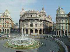 Plaza Genoa   by Serge Melki