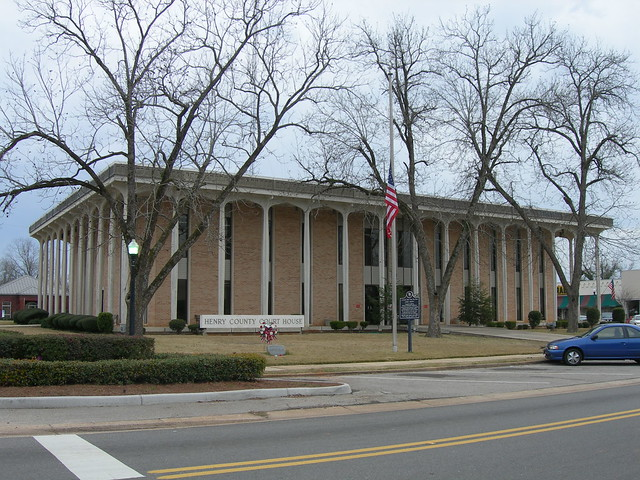Henry County Court House