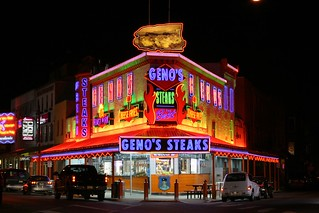 Geno's Steaks | by j.reed