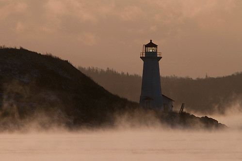 lighthouse sunrise island harbour albaluminis halifax seasmoke georgesisland abigfave impressedbeauty dcelliotttoplist