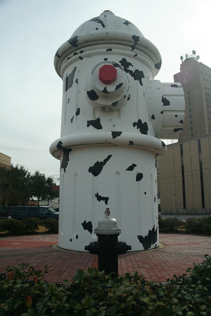 World's 3rd Largest Fire Hydrant