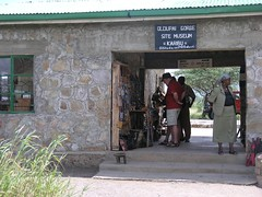 Oldupai Gorge tourist museum | by Kent MacElwee