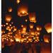 Sky Lanterns Festival in Pingsi, 2007/3/4 pm 18:32:36