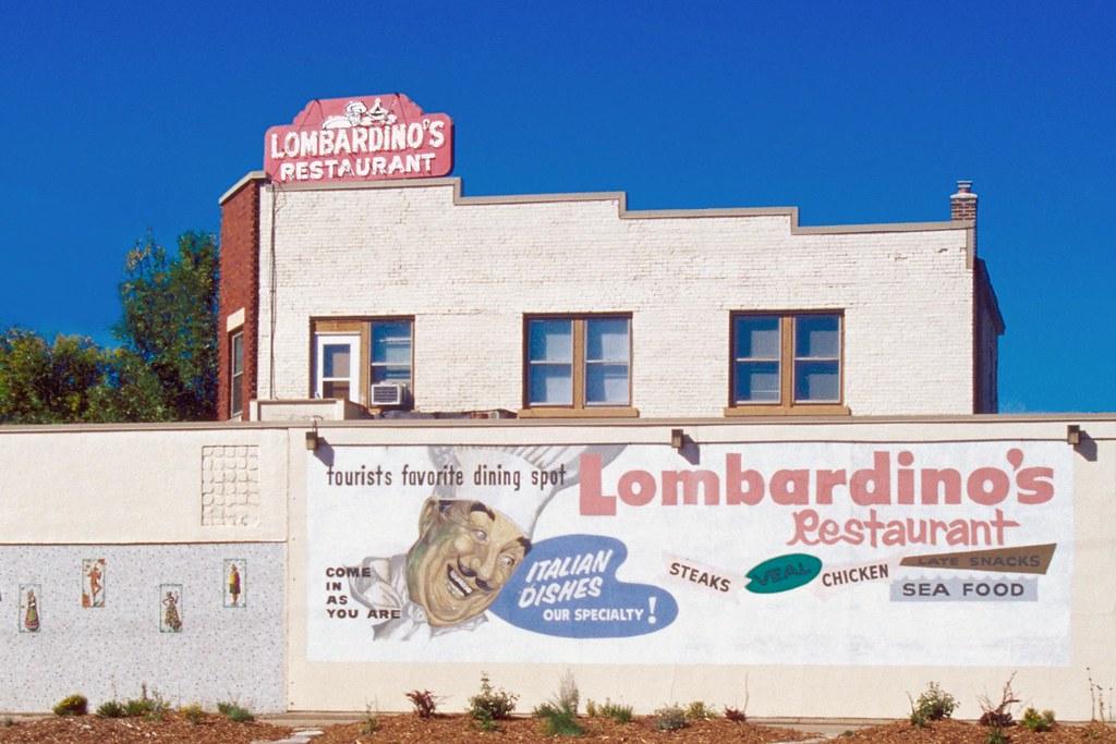 Lombardino S Restaurant Madison Wi I Took This A Few Yea