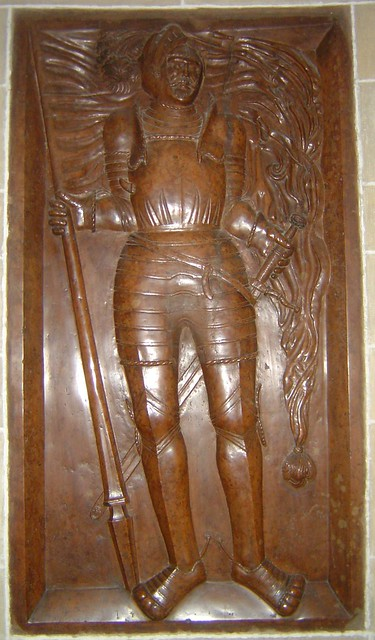 ca. 1524 - 'Jobst Truchsess von Wetzhausen (+1524)' (Loy Hering), Deutschordenskirche, Wien, Austria