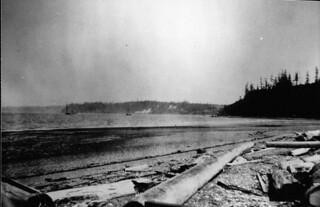Beach at West Point, 1903