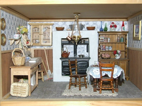 Dollhouse kitchen | by Sarita Dawn