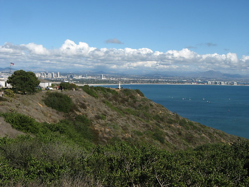 San Diego Bay from Cabrillo National Monument, Point Loma, San Diego, California (75) | by Ken Lund
