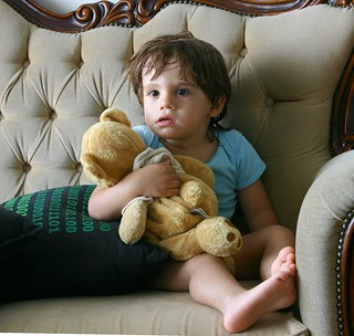 Watching TV   by Leonid Mamchenkov