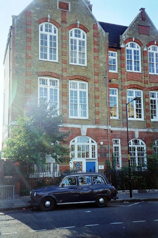 Lawdale School, Bethnal Green, London
