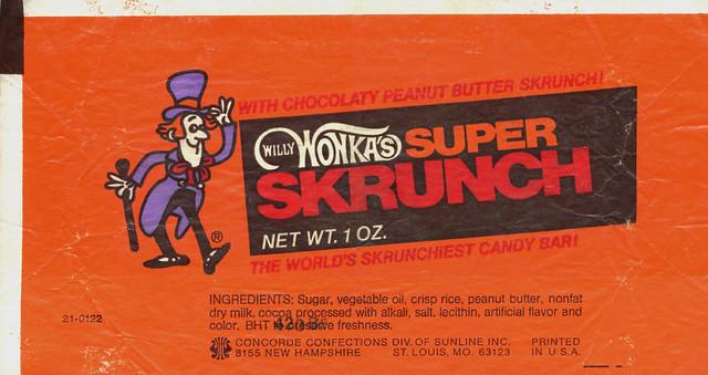 Wonka Oil Flavors
