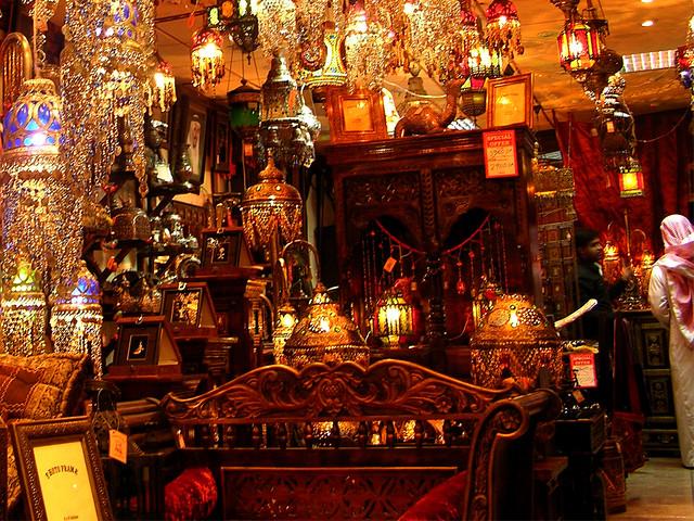 Antiques/Decors/Souvenirs Shop-Riyadh-04 | Edmond Valerio | Flickr