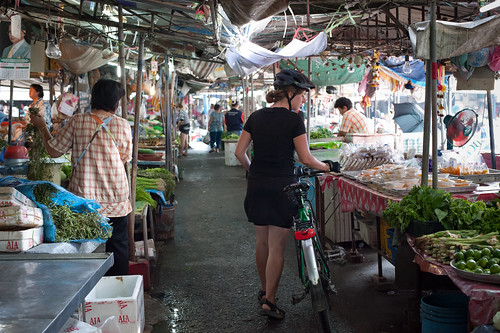 Tara in Thai Market | by goingslowly