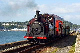 'Palmerston' on the Ffestiniog Railway | by Peter G Trimming