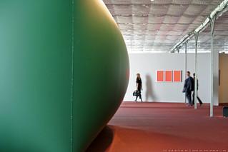 documenta 12   Gerwald Rockenschaub / Kein Titel (no title)   2000/2007   Aue-Pavillon   by A-C-K