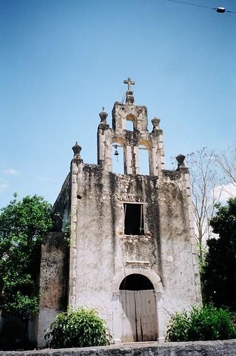 Yaxuna Cathedral